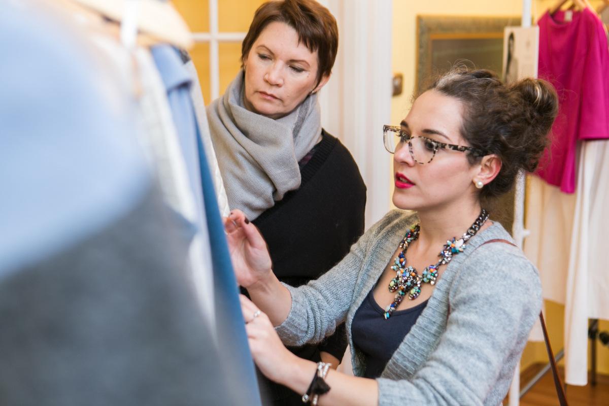 Interjú Dobos Emese divatújságíróval