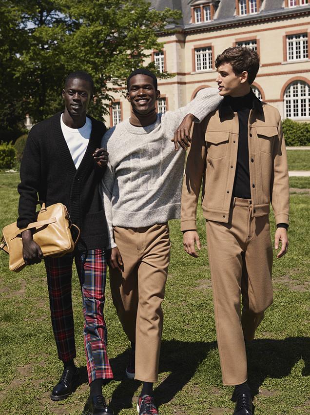 """A H&M bemutatja őszi-téli """"neo-noir chic"""" Studio kollekcióját"""
