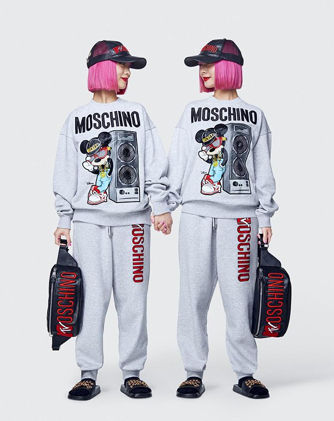 Jeremy Scott a barátságot és a sokszínűséget ünnepli a MOSCHINO [tv] H&M lookbook képein