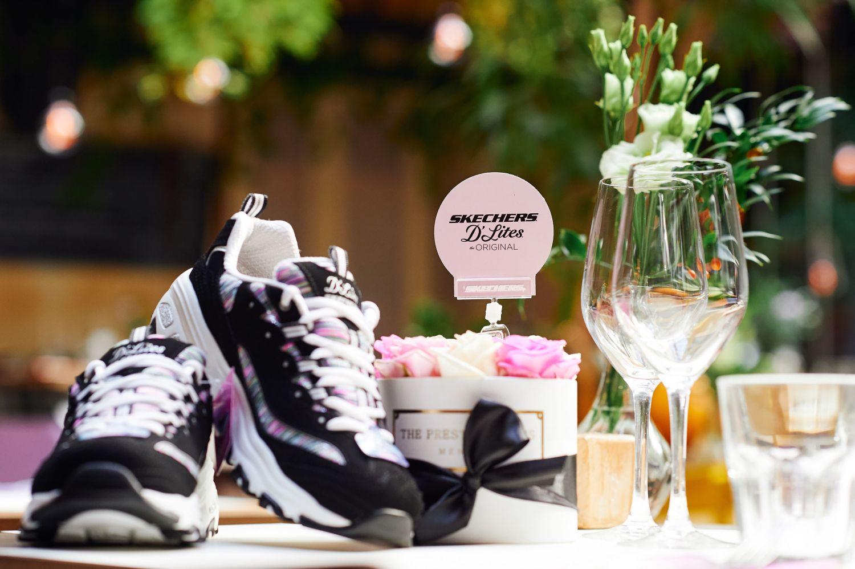 Dallos Bogi & Camila Cabello imádják a chunky sneaker trendet!